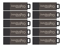 Centon Electronics 16GB Pro USB 2.0 Flash Drives - Gray (10-pack), DSP16GB10PK, 9445153, Flash Drives