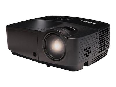 InFocus IN2124X XGA 3D DLP Projector, 4200 Lumens, Black, IN2124X, 32467203, Projectors