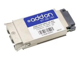 ACP-EP Memory ASM-SE8-GBIC-LX-AO Main Image from Left-angle