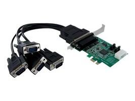 StarTech.com 4 Port Native PCI Express RS232 Serial Adapter Card w  16950 UART, PEX4S952, 9770044, Controller Cards & I/O Boards