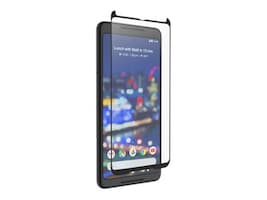 Zagg INVISIBLESHIELD GLASS CURVE    CASEFOR GOOGLE PIXEL 2XL, 200101141, 37158979, Carrying Cases - Notebook