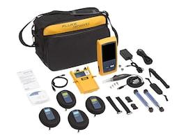 Fluke OPTIFIBER PRO QUAD OTDR V2 W INSPECTION WIFI & 1YR GOLD SUP, OFP2-100-QI/GLD, 35038720, Network Test Equipment