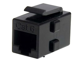 StarTech.com Cat6 RJ45 F F Keystone Jack Network Coupler, C6KEYCOUPLER, 13647840, Cable Accessories