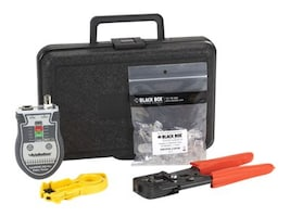 Black Box CAT5E TERMINATION KIT, FT480A-R3, 35873830, Network Tools & Toolkits