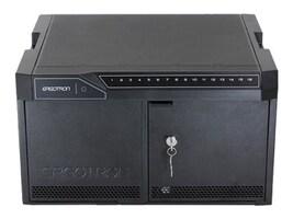 Ergotron Tablet Management Desktop 16, with ISI, DM16-1004-1, 17372901, Charging Stations