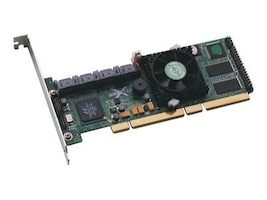 Areca Technology PCI-X to SATA II RAID Controller 8 Ports, ARC1120, 6683359, RAID Controllers