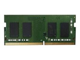 Qnap 16GB PC4-19200 260-pin DDR4 SDRAM SODIMM, RAM-16GDR4K0-SO-2400, 35132433, Memory