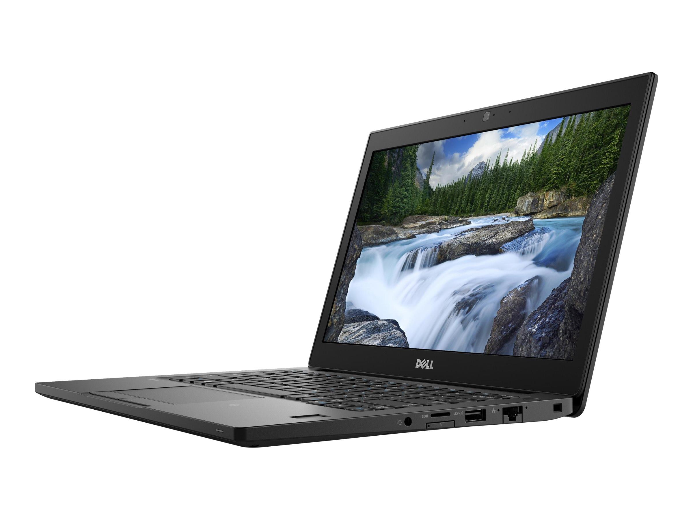 Dell Latitude 7290 Core i7-8650U 1 9GHz 8GB 256GB SSD ac BT FR WC 4C 12 5