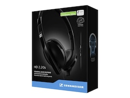 Sennheiser HD 2.20S Main Image from Right-angle