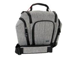 Accessory Genie DSLR Camera Case w  Lens Storage, GRULUTX100GYEW, 32189856, Carrying Cases - Camera/Camcorder