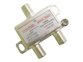 Calrad 2-Way 1GHz 130db Digital Splitter, 75-713-2, 32429080, Adapters & Port Converters