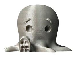 MakerBot Cool Gray 1.75mm 2 LB. PLA Filament for Replicator 5th Generation Z18, MP05784, 16769703, Printer Supplies - 3D