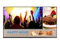 Open Box Samsung 48 RM48D Full HD SMART Signage TV, Black, RM48D, 30877292, Televisions - Commercial