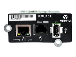 Vertiv RDU101 Main Image from Front