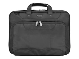 "Targus Checkpoint-Friendly 16"" Corporate Traveler Laptop Case, CUCT02UA15S, 8886475, Carrying Cases - Notebook"
