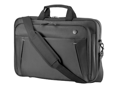 HP 15.6 Business Top Load, Black, 2SC66AA, 34972801, Carrying Cases - Notebook