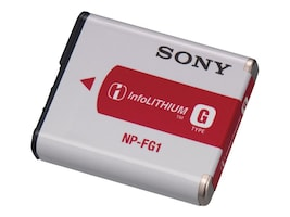 Sony Rechargeable Battery Pack, NPFG1/M8, 15486138, Batteries - Camera