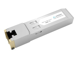 Axiom 1000BASE-T SFP Transceiver for Fortinet - FG-TRAN-GC, FG-TRAN-GC-AX, 16499766, Network Transceivers