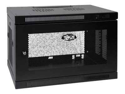 Tripp Lite SmartRack 9U Wall Mount Rack Enclosure Cabinet, Instant Rebate - Save $10, SRW9U, 12698101, Racks & Cabinets