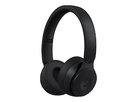 Apple Beats Solo Pro Wireless Noise Cancelling Headphones - Black, MRJ62LL/A, 37830649, Headsets (w/ microphone)
