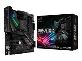 Asus Motherboard, ROG Strix X470-F Gaming AMD Ryzen 2, ROGSTRIXX470-FGAMING, 35520436, Motherboards
