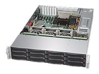 Supermicro SSG-6028R-E1CR12H Main Image from Right-angle