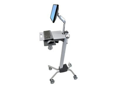 Ergotron Neo-Flex LCD Cart, 24-206-214, 12164758, Computer Carts