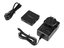 Targus 4-Port USB 3.0 Hub, ACH119US, 13198968, USB & Firewire Hubs