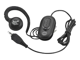 Zebra Symbol 3.5mm Audio Headset for PTT + VOIP w  Rotating Ear Piece, HDST-35MM-PTVP-01, 33958194, Headsets (w/ microphone)