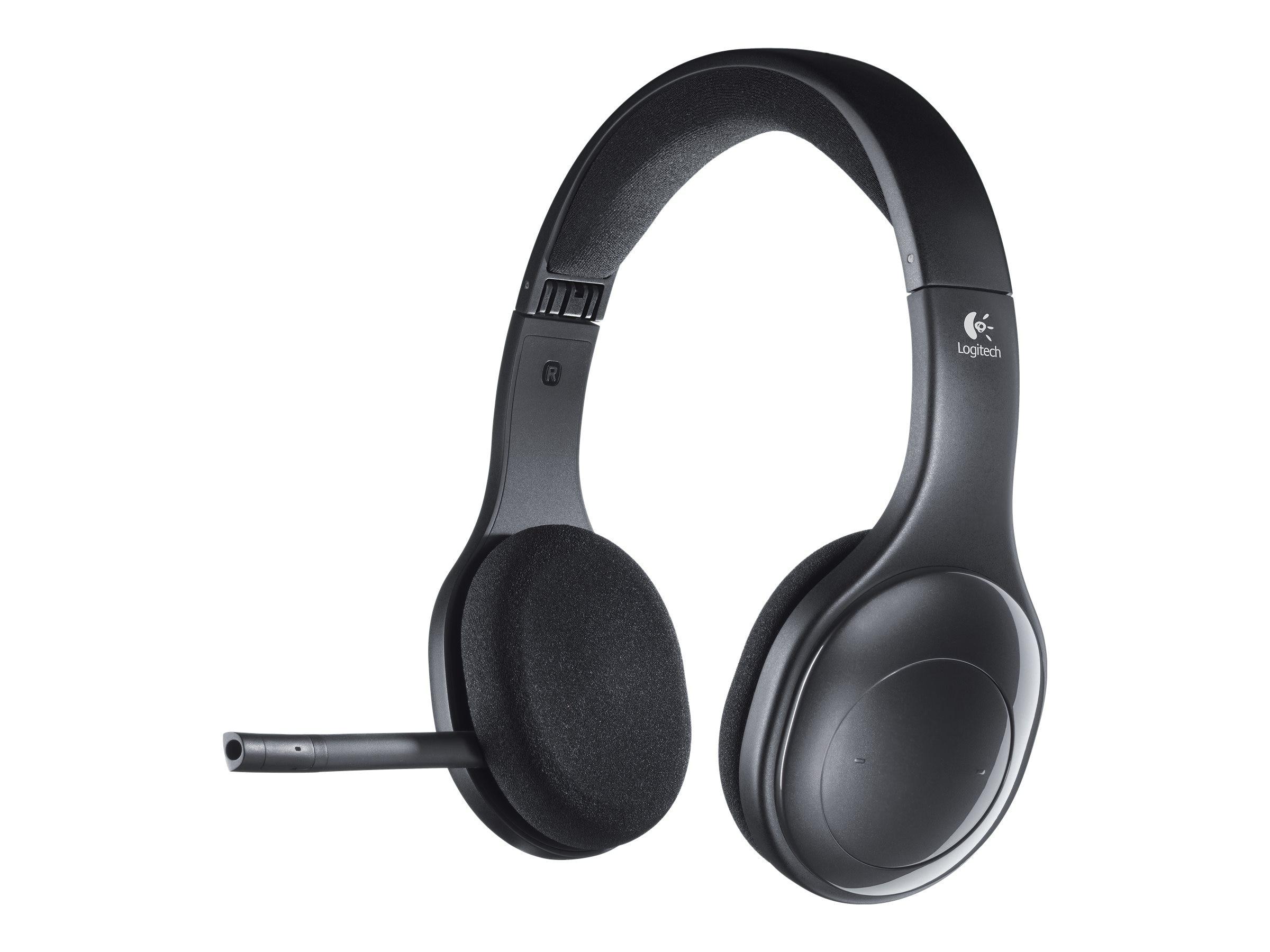 Connect Logitech Wireless Headset - Wiring