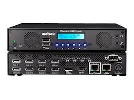 Matrox Maevex 6150 Quad 4K Enterprise Encoder Appliance, MVX-E6150-4, 38406583, Video Capture Hardware