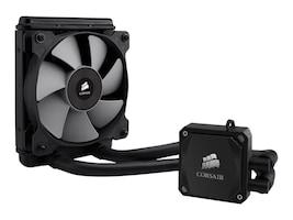 Corsair Hydro Series H60 High Performance Liquid CPU Cooler, CW-9060007-WW, 15801986, Cooling Systems/Fans