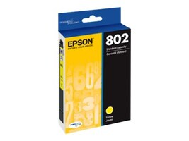 Epson T802420 Main Image from Left-angle
