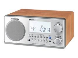 Sangean Digital AM FM Table Top Radio, Walnut, WR-2 WALNUT, 10036779, Clock Radios