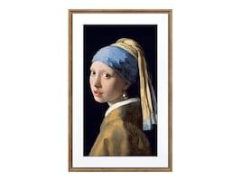 Netgear 27 Meural Canvas II - Dark Wood Frame, MC327HW-100PAS, 37564459, Digital Picture Frames