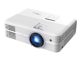 Optoma 3500L 4K UHD SMART HOME ENABLEDPROJVERTICAL LENS SHIFT 2YR WARRANTY, UHD52ALV, 37513248, Projectors