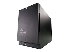 ioSafe 218 Fireproof NAS - Diskless, 218-DISKLESS, 37034749, Network Attached Storage
