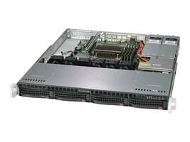 Supermicro UP 1U X11SCM-F 813MFTQC-R407CB HF ROHS, SYS-5019C-MR, 36652449, Servers