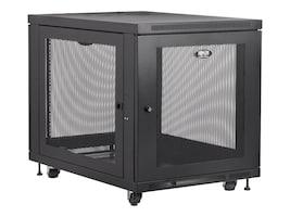 Tripp Lite SmartRack 12U Mid-Depth Rack Enclosure Cabinet, Instant Rebate - Save $68, SR12UB, 12016034, Racks & Cabinets
