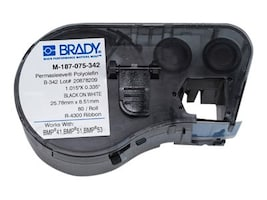 Brady Corp. M-187-075-342 Main Image from Front