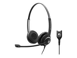 Sennheiser SC 260 Dual-Sided Wideband Headset, 504402, 16161271, Headsets (w/ microphone)