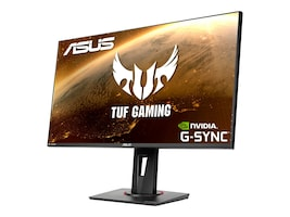 Asus VG279QM Main Image from Right-angle