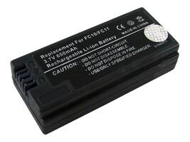 BTI Battery, InfoLithium, 3.7V, 680mAh, for Sony DSC-P10, DSC-P2, DSC-P3, More, SY-IC, 7927298, Batteries - Camera
