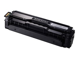 Samsung Black Toner Cartridge for CLP-415NW Color Laser Printer & CLX-4195FW Color Multifunction Printer, CLT-K504S, 14482522, Toner and Imaging Components - OEM