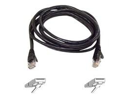 Belkin FastCAT 5e Patch Cable, Black, Snagless, 10ft, A3L850-10-BLK-S, 110673, Cables