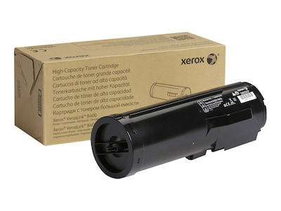 Xerox Black High Capacity Toner Cartridge for VersaLink B400 & B405, 106R03582, 33787241, Toner and Imaging Components - OEM