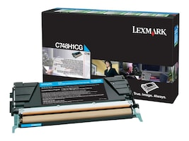 Lexmark C748H1CG Main Image from Front