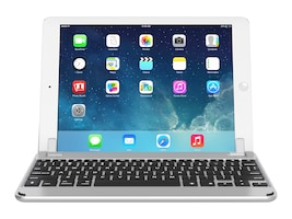 Brydge Bluetooth Keyboard for iPad 9.7, Silver, BRY1011, 37136788, Keyboards & Keypads
