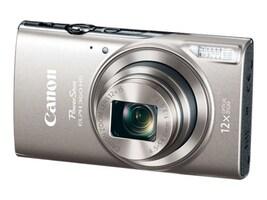 Canon PowerShot ELPH 360 HS Digital Camera, Silver, 1078C001, 31824045, Cameras - Digital