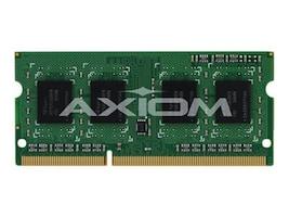 Axiom 4GB PC3-12800 DDR3 SDRAM SODIMM, TAA, AXG53493694/1, 16233626, Memory